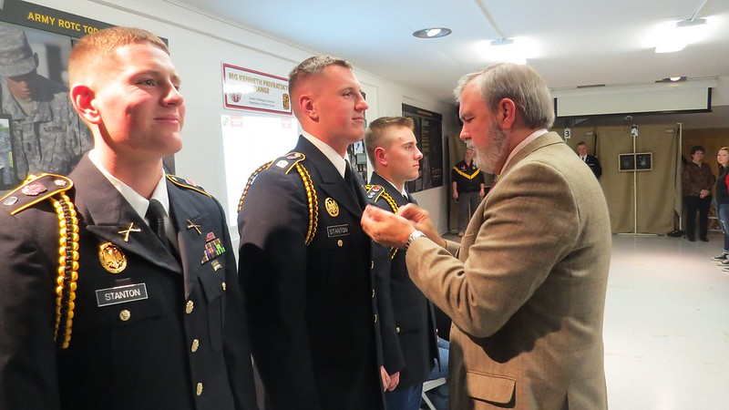 Class of 2019 EWU ROTC Cadets Receive Their Army Branching ...