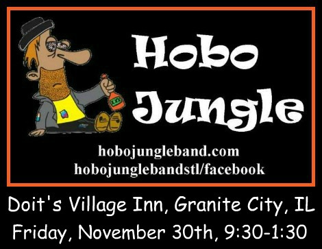 Hobo Jungle 11-30-18