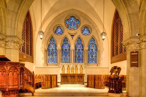 February 28, 2018 - 11:53am - Gordon Chapel