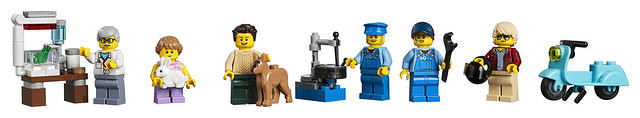 LEGO Corners The Market With New Creator Expert Garage