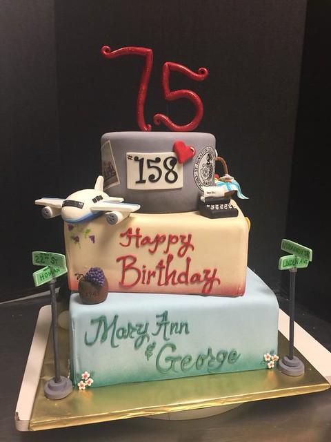 Cake by Cake Walk Cakes