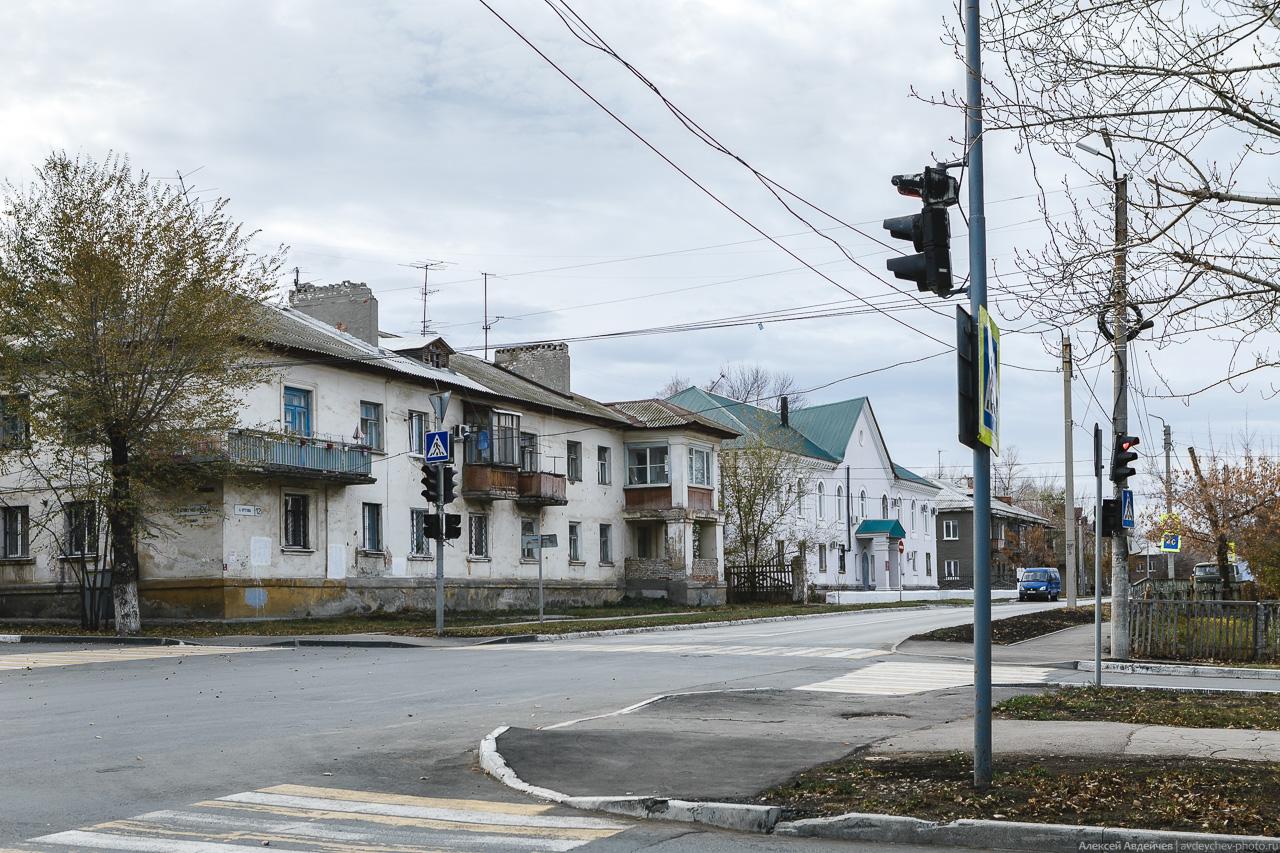 Новокуйбышевск, улица Кутузова