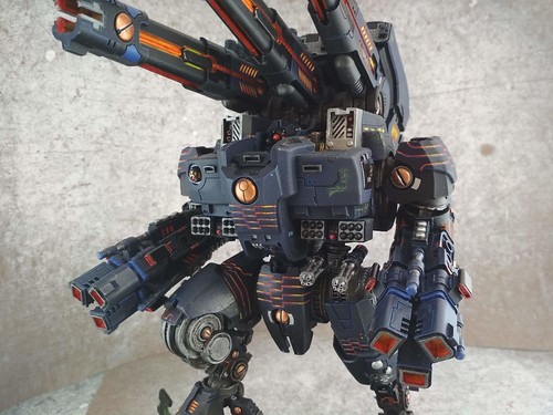 KX139 Taunar Supremacy Armour with Battlesuit Commander00016