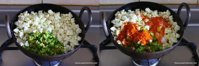 kovakkai cauliflower curry 3