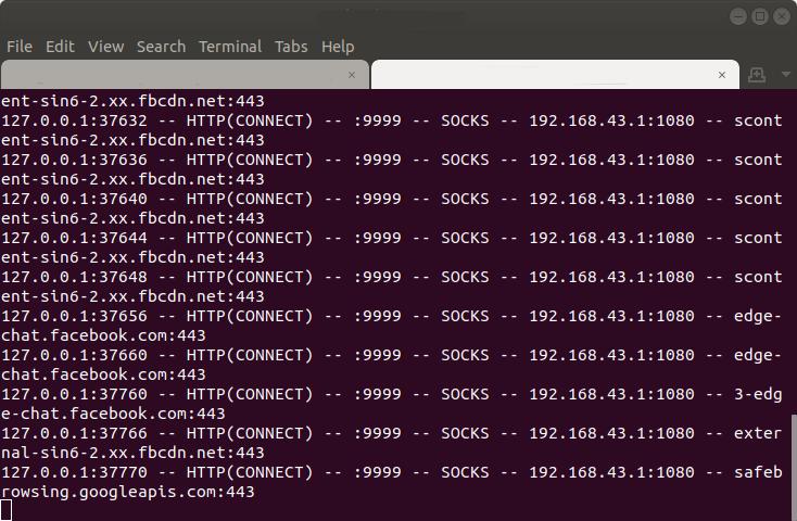Image - Langkah Mengatur Berbagai Jenis Proxy di Ubuntu