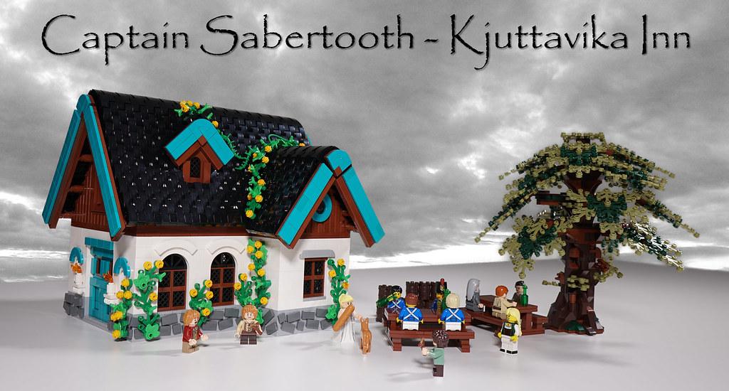 Captain Sabertooth - Kjuttavika Inn