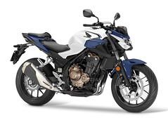 Honda CB 500 F 2019 - 3