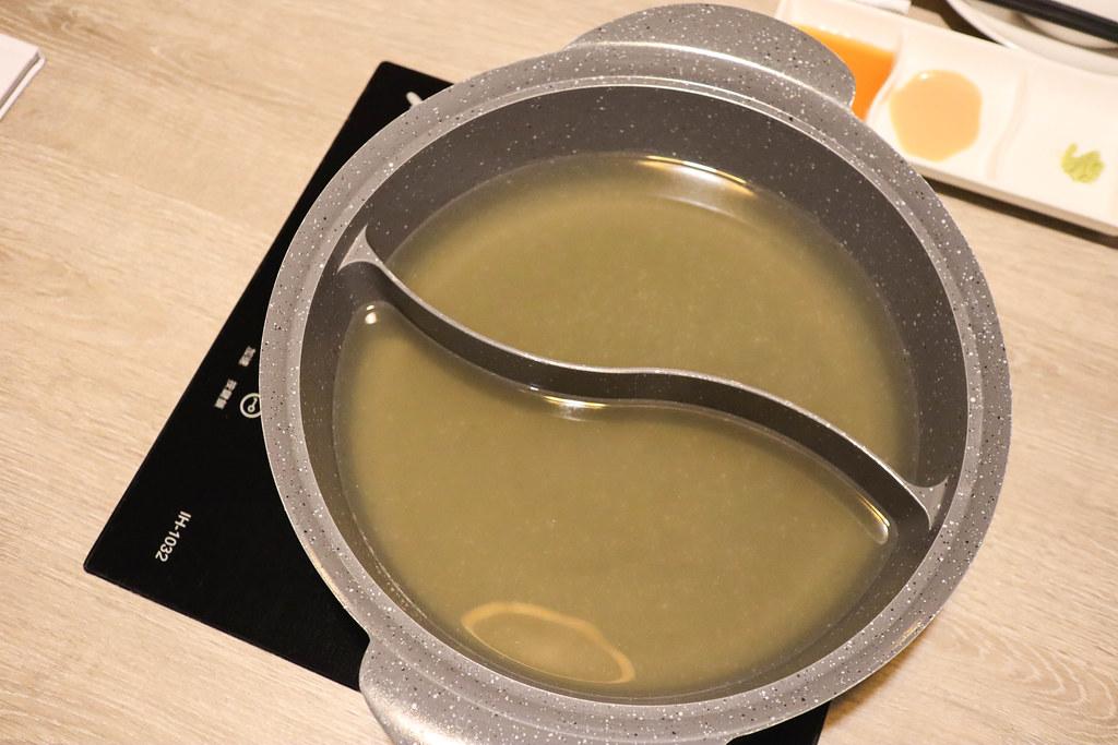 釧井 飛驒牛(海鮮鍋物) (10)
