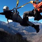 ziplining in peru