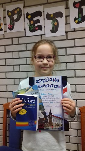 Spelling Competition