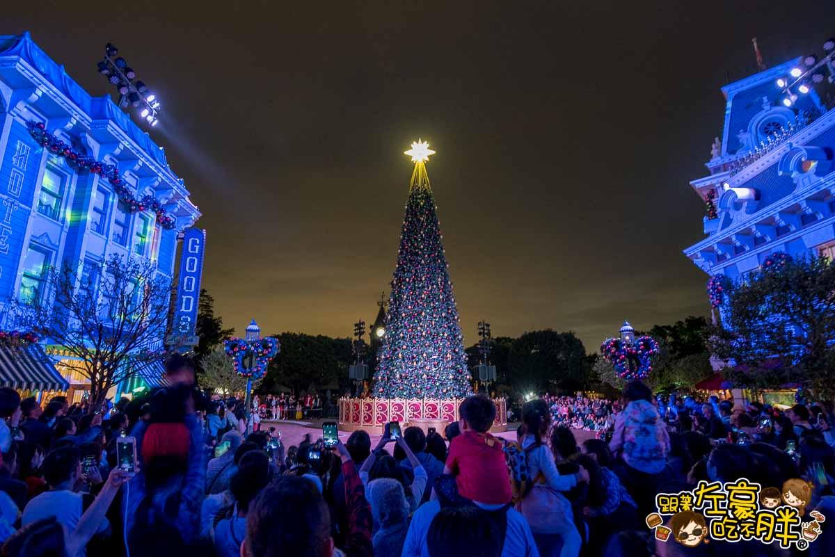 2019香港迪士尼樂園(聖誕節特別活動)-199