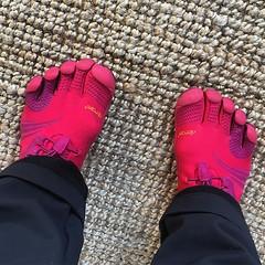 Ik ben geen geitenwollensok! #vibramfivefingers