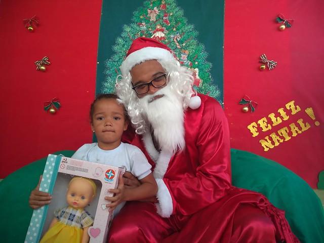 Entrega Papai Noel Correios