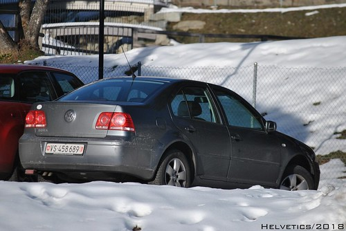 Volkswagen Bora - Switzerland, Valais