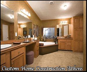 custom home builders in Athens