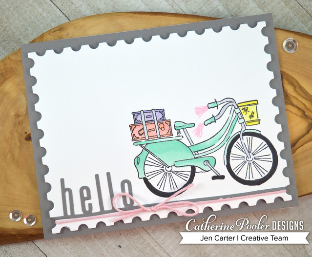 Jen-Carter_Beautiful-Ride_Way-to-Say-Hey_hello-postage-bike