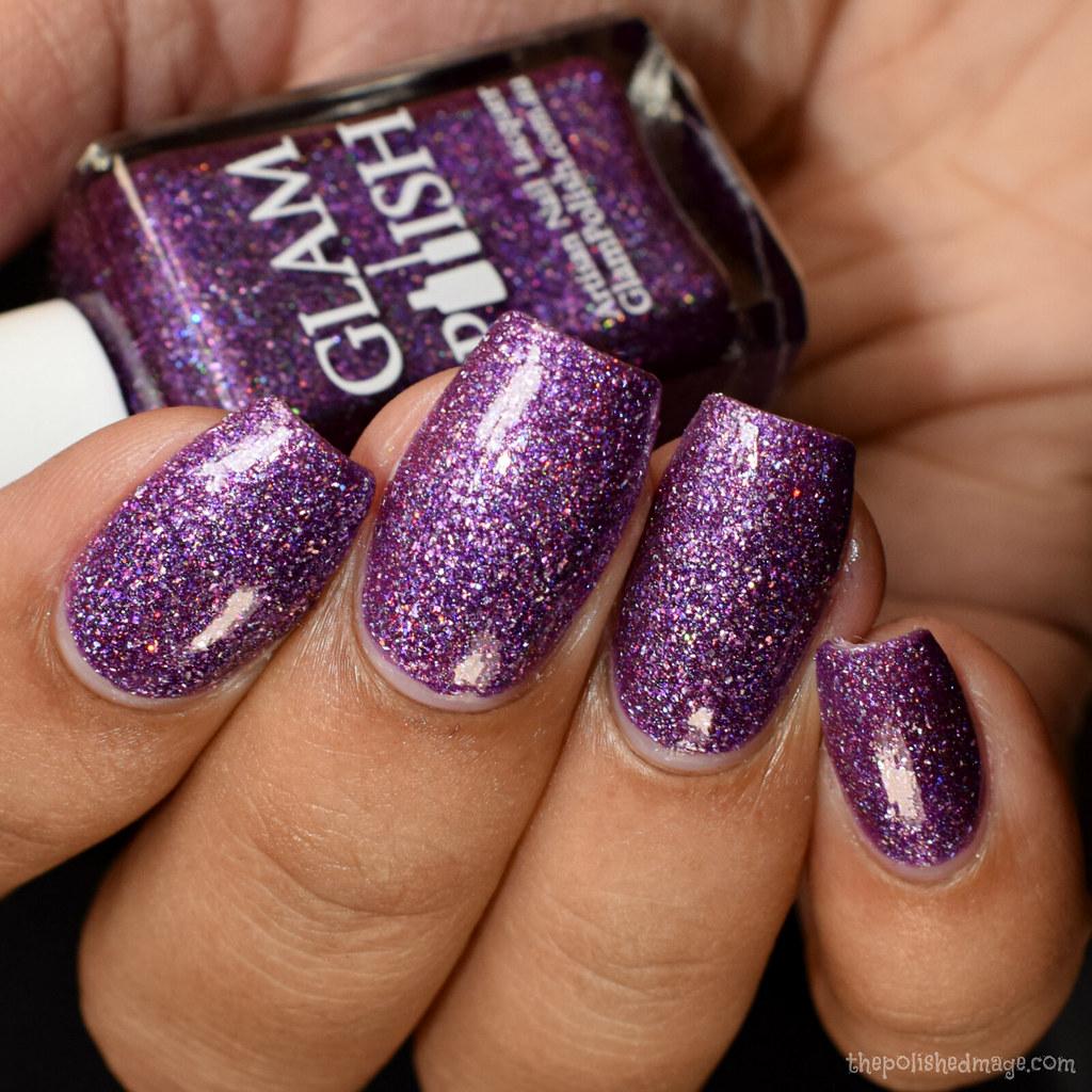 glam polish leave a little sparkle where ever you go 5