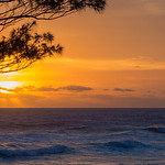 21. November 2018 - 6:05 - duranbah beach sunrise