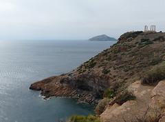 Sounion: Poseidónův chrám aneb Šestnáct dórských sloupů vysoko nad mořem