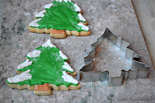 Cutout Cookies 2