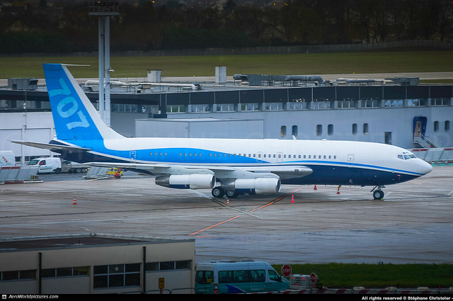 [ORY.2013] #GOV #RDC #Boeing #B707 #9Q-CLK #VIP #awp