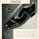 Mon, 2018-12-10 18:22 - The Florsheim Shoe Company  a magazine advert from 1930 appeared in the BOOT & SHOE RECORDER combining THE SHOE RETAILER issue: Feb 15 1930
