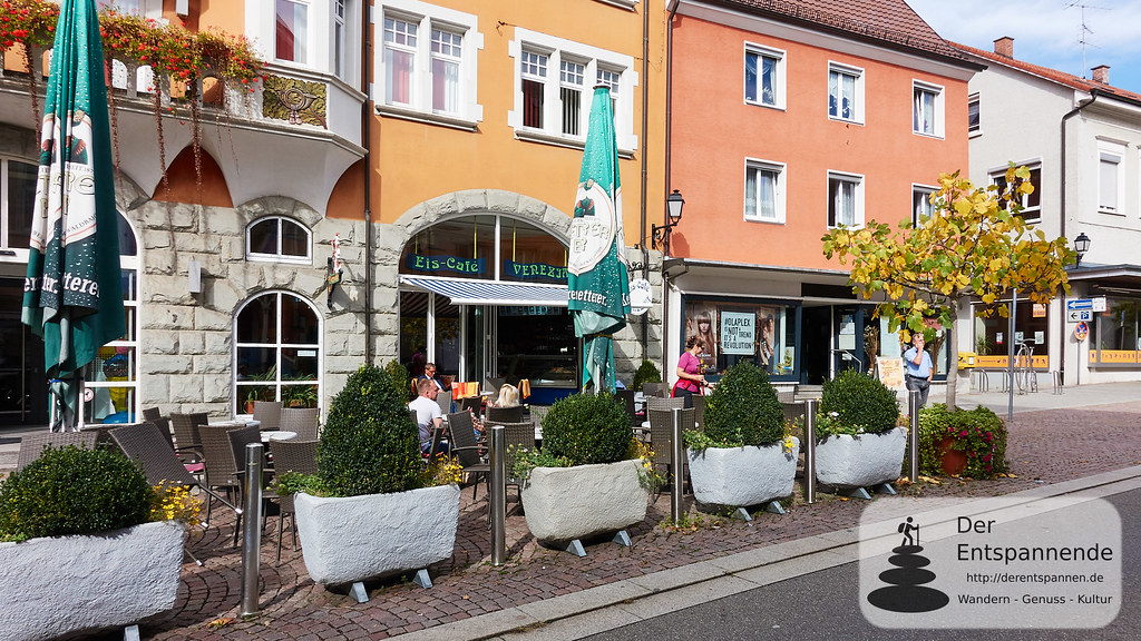 Eis-Café Venezia in Stockach