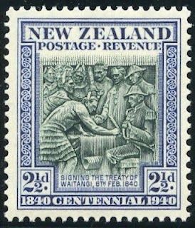 New Zealand - Scott #233 (1940)