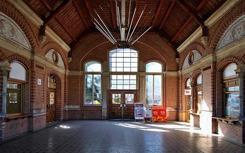 Bahnhof Apolda