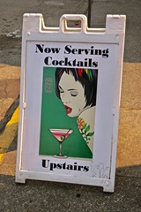 Cocktails, Garberville, CA