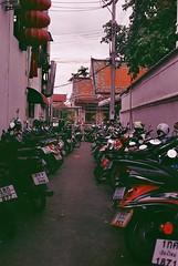 Motorbike Parking Spot