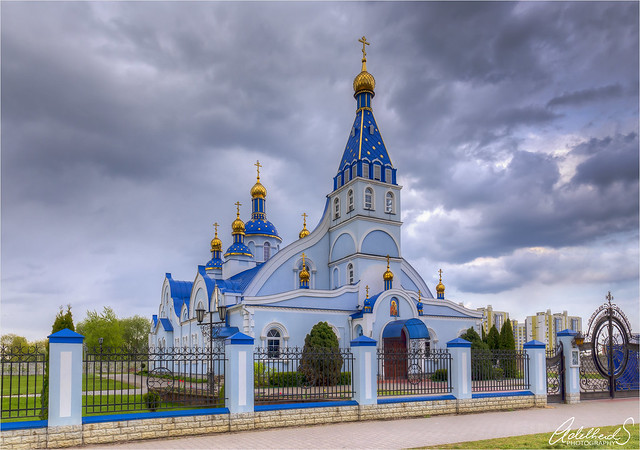Orthodox church, Brest, Belarus