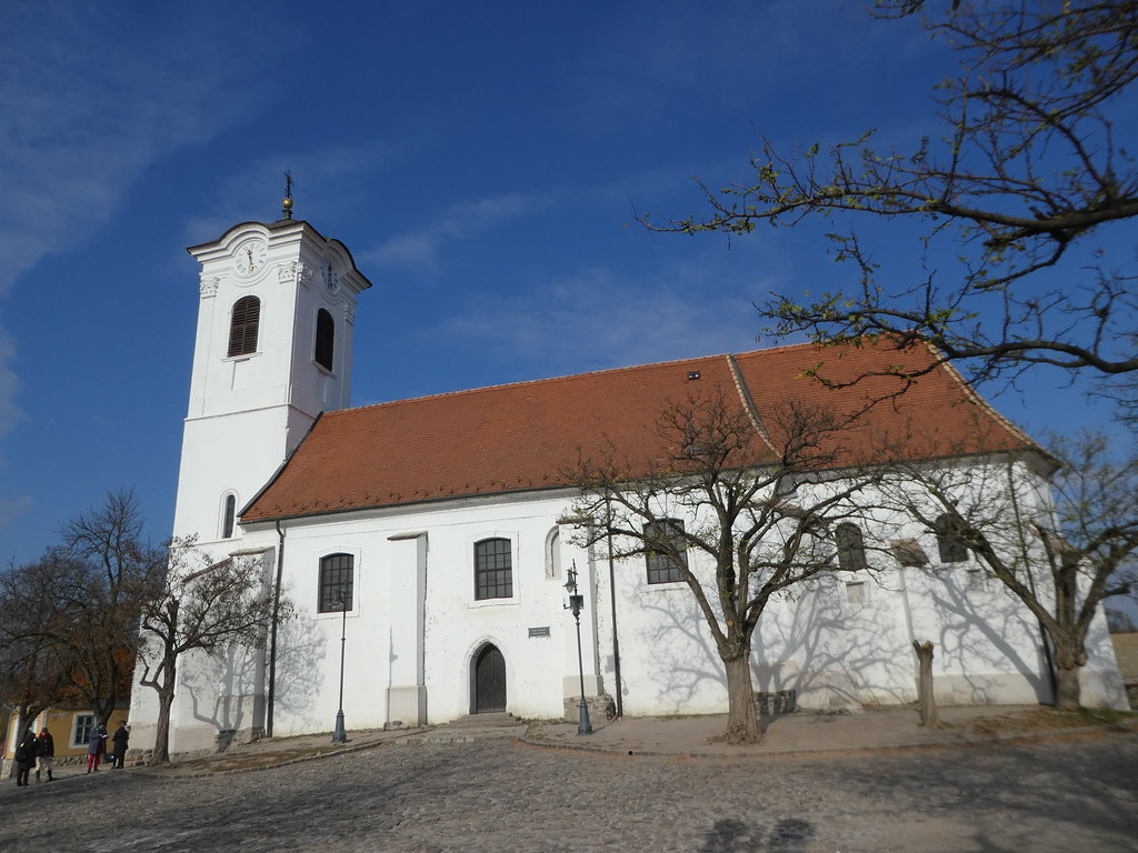 The Church of St. John the Baptist, Szentendre