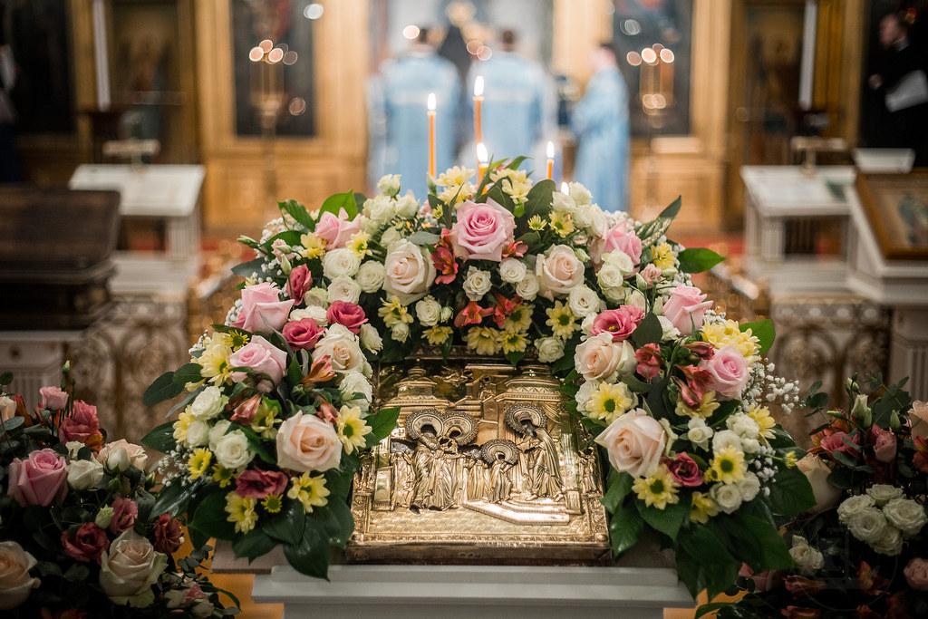 3-4 декабря 2018, Введение во храм Пресвятой Богородицы / 3-4 December 2018, The Entry of the Most Holy Theotokos into the Temple