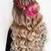 Best Wedding Hairstyles : Featured Hairstyle: Hair by Zolotaya; www.instagram.com/hair_by_zolotaya; Wedd...