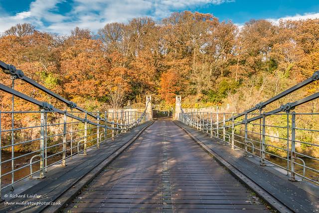 Whorlton Bridge Nov 2018