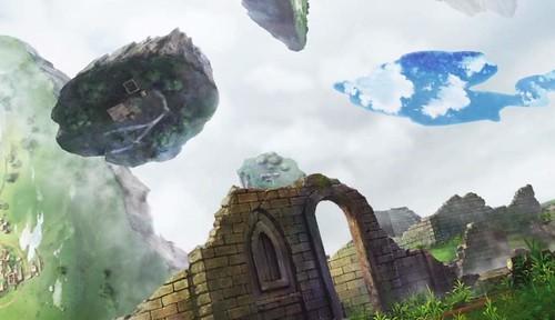 Vallite Ruins