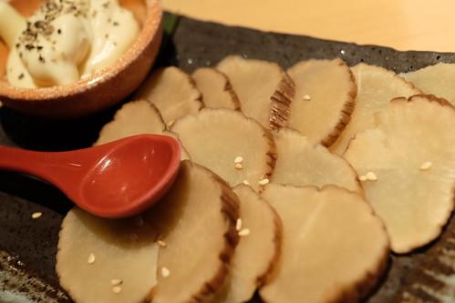 いぶりがっこ&トッピングクリームチーズ 日本酒原価酒蔵 秋葉原店 17