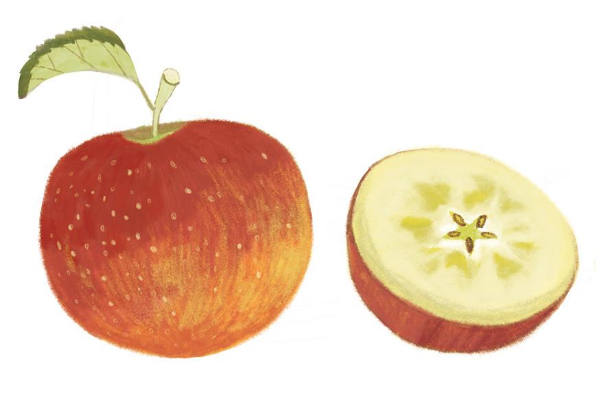 水果發生什麼事
