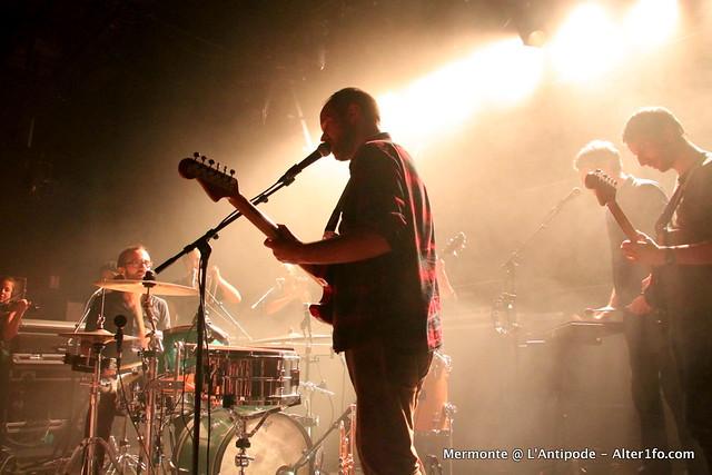 Mermonte & Bachar Mar-Khalifé @ L'Antipode MJC