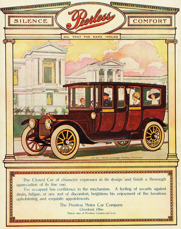 1912 Peerless