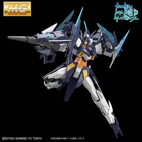 GBN冠軍的超攻擊型機體! MG 1/100《鋼彈創鬥者潛網大戰》重火力型鋼彈AGEⅡ(ガンダムAGEⅡマグナム)