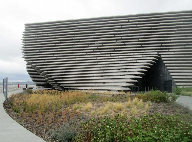 Exterior Planting , V&A Dundee
