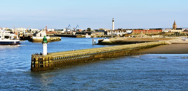 Port of Calais, France