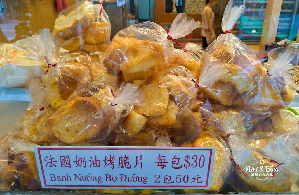 越南法國麵包工藝.第二市場12