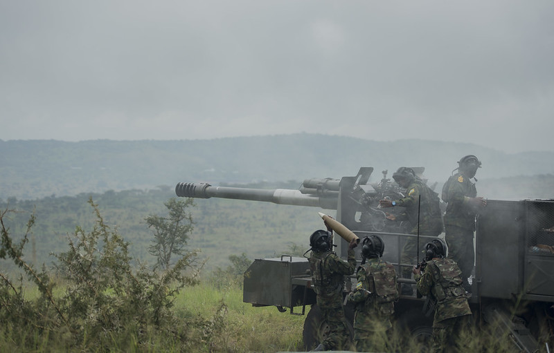 RDF Combined Arms Field Training Exercise | Gabiro, 11 December 2018