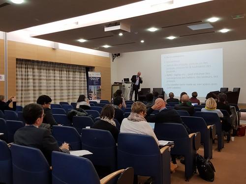 Journée d'Études : Management de l'Innovation et R&D : Entre tensions et renouvellement
