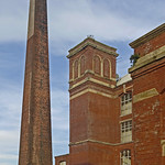 Preston mill chimney