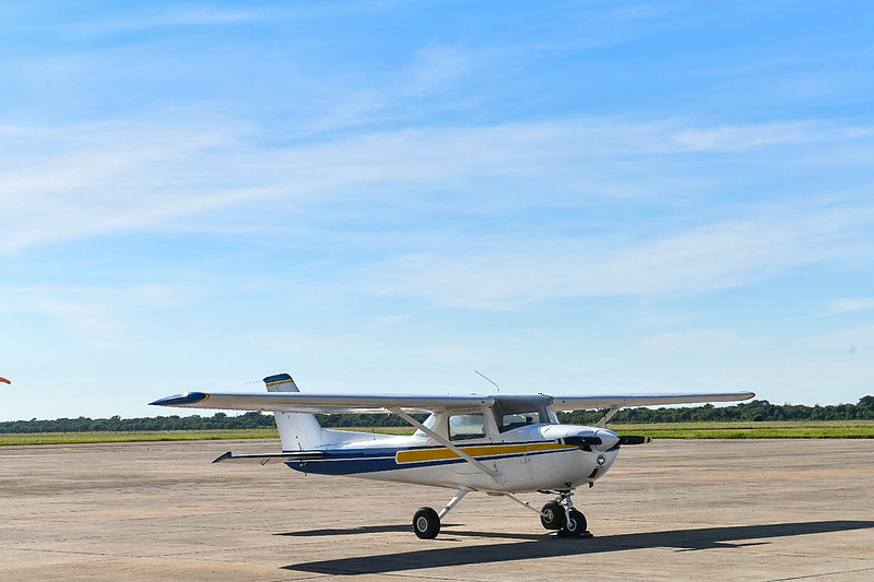 Entrega de Aeronave en Aeroclub - Gral Mosconi
