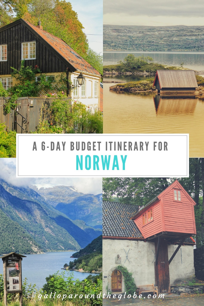 A 6-Day budget Itinerary for Norway, including Oslo, Bergen and Trolltunga | Gallop Around The Globe